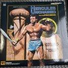 Video Laserdisc Hercules Unchained Steve Reeves