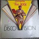 Video Laserdisc The Jerk Steve Martin Bernadette Peters