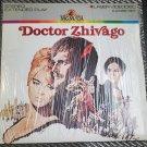 Video Laserdisc Doctor Zhivago Omar Sharif Alec Guinness