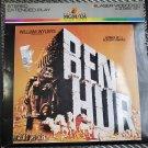 Video Laserdisc Ben Hur Charlton Heston