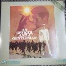 Video Laserdisc An Officer and a Gentleman Richard Gere Debra Winger Louis Gossett Jr