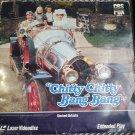 Video Laserdisc Chitty Chitty Bang Bang Dick Van Dyke Benny Hill