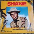 Video Laserdisc Shane Jack Palance Alan Ladd
