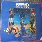 Video Laserdisc Sinbad And The Eye Of The Tiger