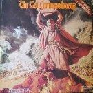 Video Laserdisc The Ten Commandments Charlton Heston
