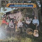 The Lewis Family We'll Keep Praising His Name Gospel LP 33 RPM Record Vinyl