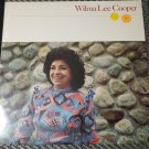 Wilma Lee Cooper Self Titled Rounder 0143 Bluegrass LP 33 RPM Record Vinyl