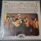 Lester Flatt On Victor Bluegrass 1971 LP 33 RPM Record Vinyl