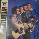 Lonesome River Band Saturday Night & Sunday Morning Bluegrass LP 33 RPM Record Vinyl
