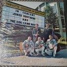 Jones Brothers & The Log Cabin Boys In Concert Bluegrass LP 33 RPM Record Vinyl