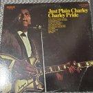 Charley Pride Just Plain Charley LP 33 RPM Record Album Vinyl