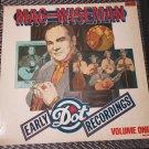 Mac Wiseman Early Dot Recordings Volume One 33 RPM Vinyl LP Record Track List