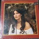 Emmylou Harris Roses In The Snow Country Music 33 RPM LP Vinyl Record