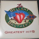The Bellamy Brothers Greatest Hits Country Music 33 RPM LP Vinyl Record