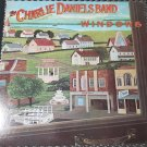 The Charlie Daniels Band Windows Country Music 33 RPM LP Vinyl Record