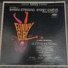 Barbara Barbra Streisand Sydney Chaplin Funny Girl Broadway 1964 LP Record Vinyl 33 RPM