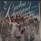 Barbara Barbra Streisand And Other Musical Instruments LP Record Vinyl 33 RPM