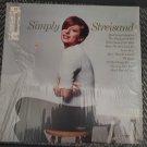 Barbara Barbra Streisand Simply Streisand 1967 LP Record Vinyl 33 RPM