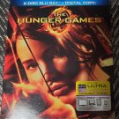 The Hunger Games 2 Disc Blu Ray