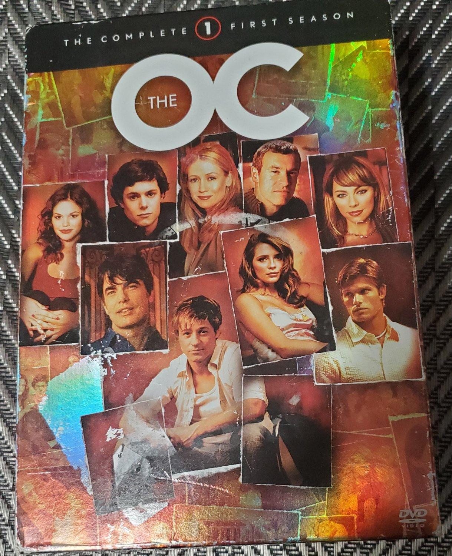 The OC Complete First Season 7 Disc DVD Box Set