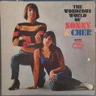 The Wondrous World Of Sonny And Cher 1966 Mono LP Record Vinyl 33 RPM