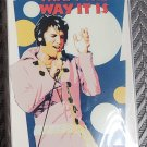 VHS Video Tape VHS Elvis Presley Documentary Live That's The Way It Is 1970 Concert Tour