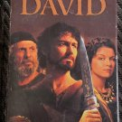 VHS 2 Video Tape VHS Set Bible Movie David Leonard Nimoy
