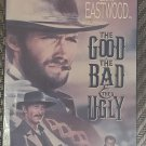 VHS 2 Video Tape VHS Set The Good The Bad The Ugly Clint Eastwood