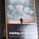 Movie 2 Video Tape VHS Set Tom Hanks Saving Private Ryan Special Limited Edition