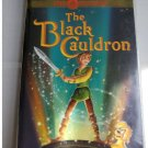 Movie Video Tape VHS Disney Gold Collection The Black Cauldron