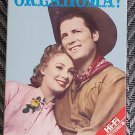 Movie Video Tape VHS Rodgers & Hammerstein's Oklahoma