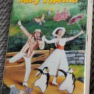 Movie Video Tape VHS Walt Disney's Mary Poppins Dick Van Dyke Julie Andrews
