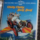 Movie Video Tape VHS Walt Disney's Chitty Chitty Bang Bang Dick Van Dyke