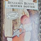 Movie Video Tape VHS Beatrix Potter The Take of Peter Rabbit & Benjamin Bunny Animated
