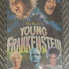 Movie Video Tape VHS Mel Brooks Young Frankenstein Gene Wilder Teri Garr