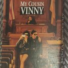 Movie Video Tape VHS My Cousin Vinny Joe Pesci Marisa Tomei Fred Gwynne Ralph Macchio