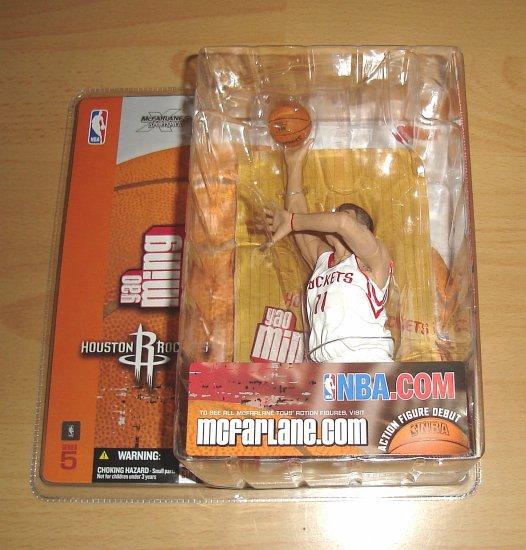 "NBA Sportspicks - Series 5 : Yao Ming ""Rookie"" - White Jersey"