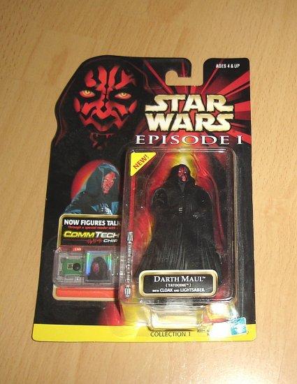 SW Episode I : Darth Maul - Tatooine w/ CommTech Chip