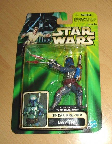Star Wars AOTC Sneak Preview : Jango Fett