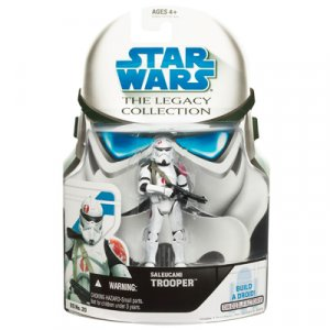 Star Wars - Legacy Collection : Saleucami Trooper