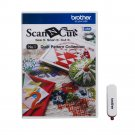 Brother ScanNCut CAUSB1 No. 1 Quilt Pattern Collection #9244