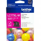 Brother LC77XL Super High Ink Yield Cartridge (for J6510DW/J6710DW/J5910DW) - Magenta Ink #7405