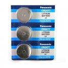 Panasonic CR2477 3V Lithium Cell Battery (Pack of 3) #12191