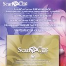 Brother ScanNCut CACVPPAC1 Premium Pack 1 (125-pattern collection) #13658