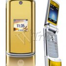 Motorola KRZR K1 'GOLD' Mobile Cellular Phone (Unlocked)