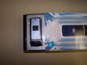 Motorola KRZR K1 'Light Purple' Mobile Cellular Phone (Unlocked)