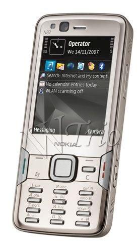 Nokia n82 Titanium Unlocked Cellular Phone Limited