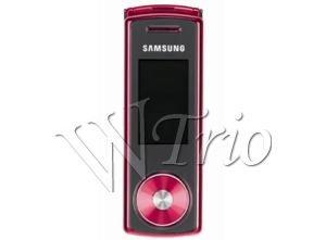 Samsung F210 Pink Unlocked Cellular Phone NEW!
