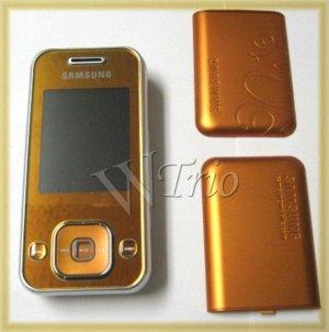 Samsung SGH-F250 'Orange' Mobile Cellular Phone (Unlocked) NEW LOW PRICE! ELITE VERSION