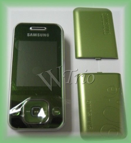 Samsung SGH-F250 'Green ' Mobile Cellular Phone (Unlocked) eLITE! free SHIP!
